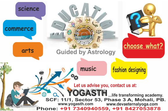 Education Astrology
