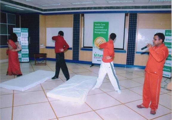 Fortis Hospital Mohali 2010 3