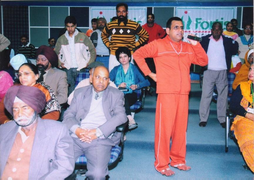 Fortis Hospital Mohali 2010 4
