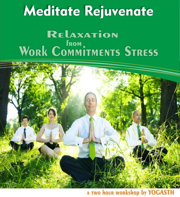 Corporate Meditation Workshop