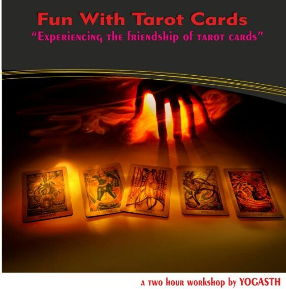 Tarot Card Workshop