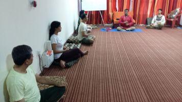 International Yoga Day - Kriya Kundalini Yoga - 21st June 2016