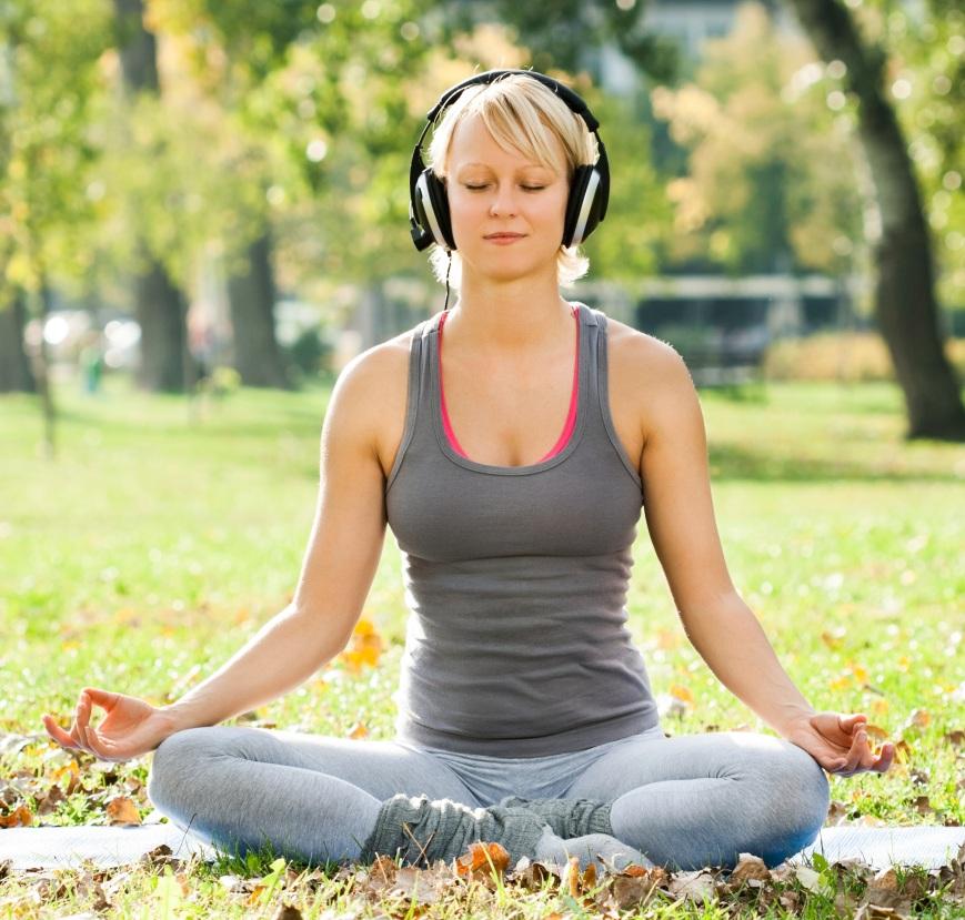 Meditation On Phone