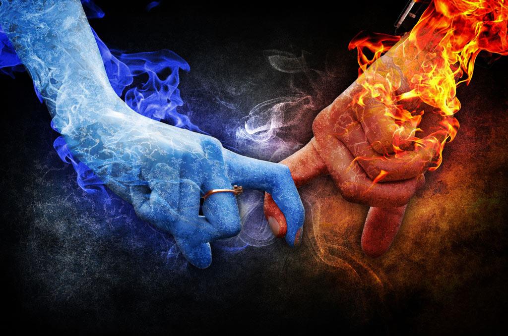 Twin Souls/Twin Flames