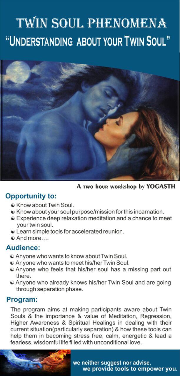 Workshop Twin Soul