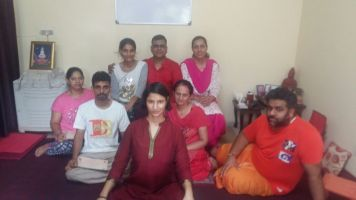 Reiki Group Photo