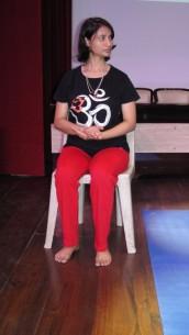 Shivani at NITTR